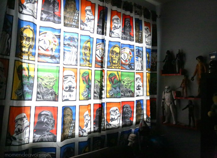 Star Wars Curtains