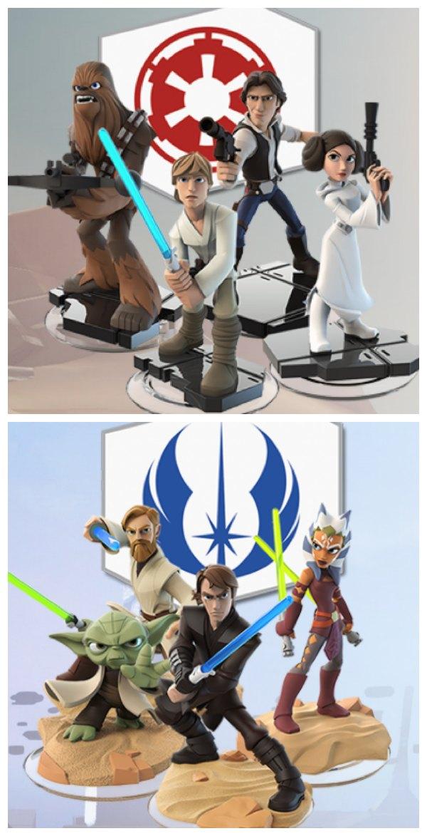 Star Wars Infinity