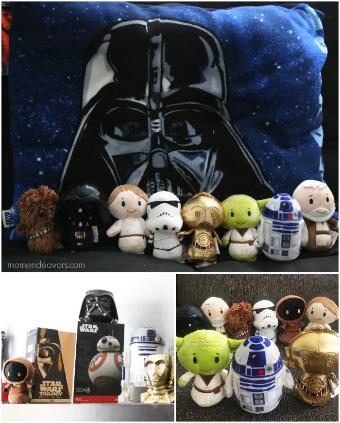 Star Wars Itty Bitties Hallmark