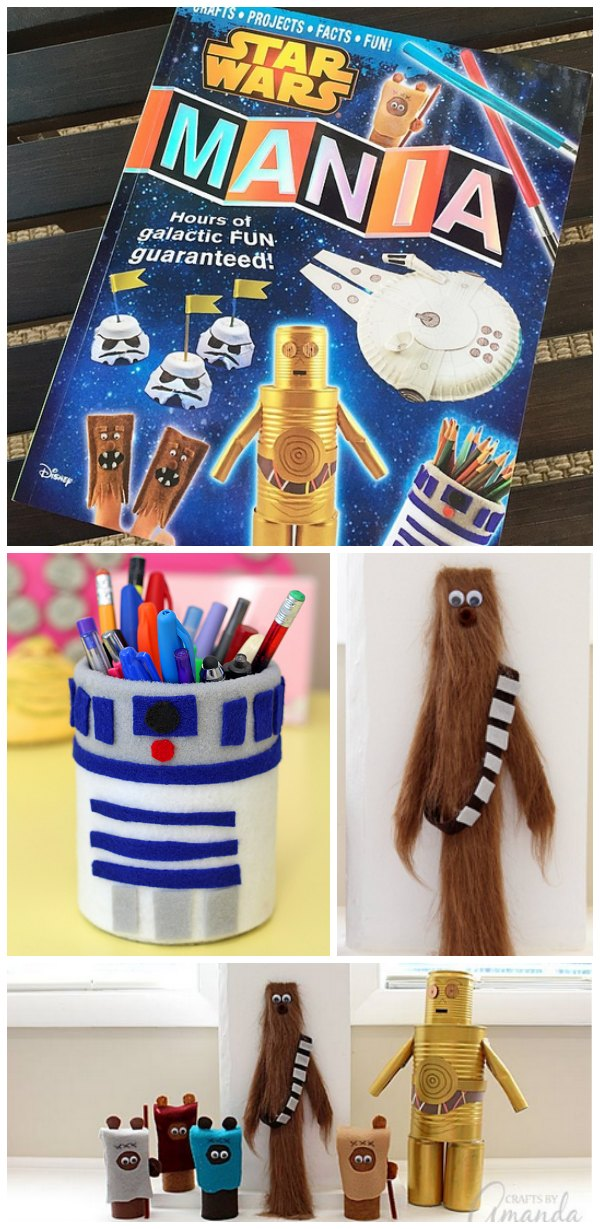 Star Wars Mania Crafts