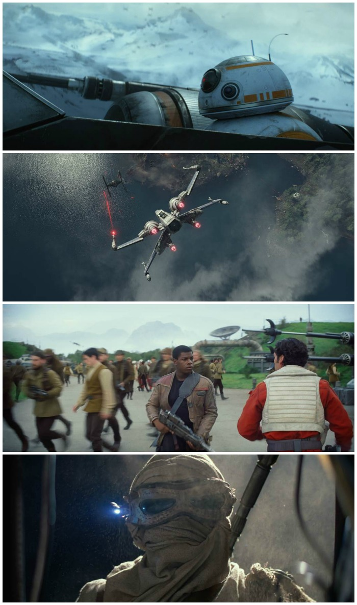 Star Wars The Force Awakens Trailer Stills