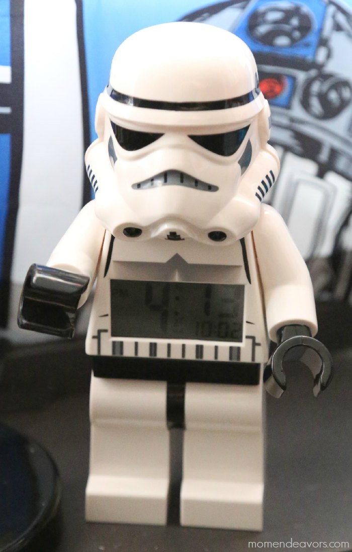 Stormtrooper Clock