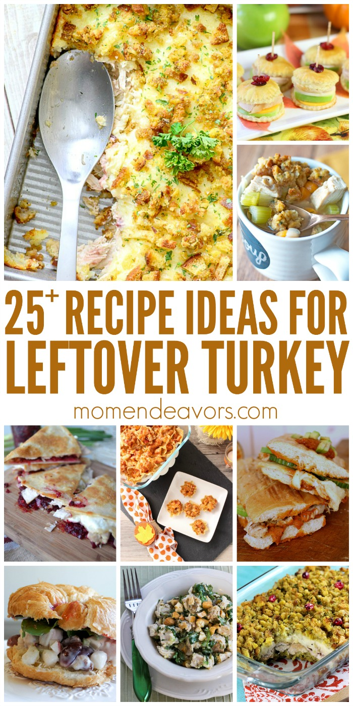Best Leftover Turkey Recipes