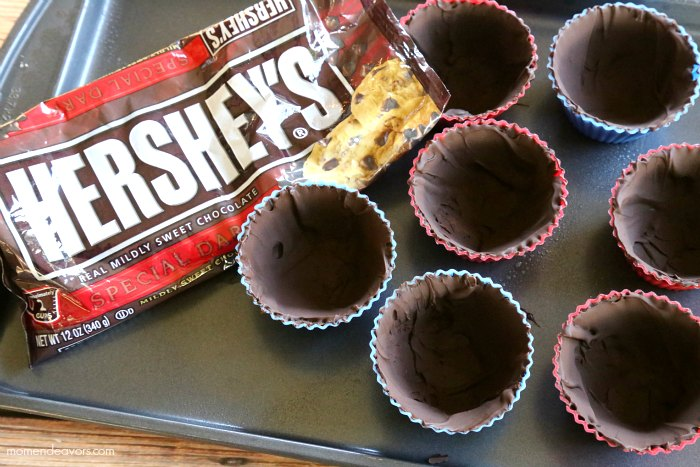 Chocolate Dessert Cups