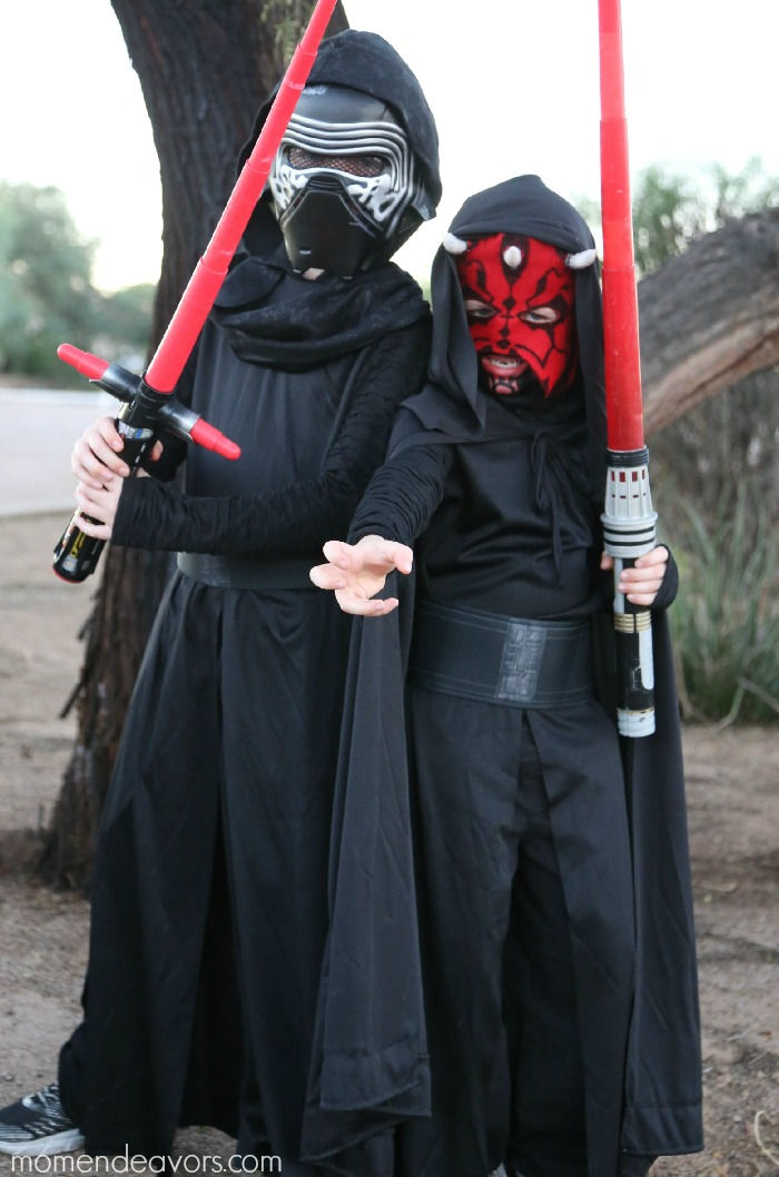 Dark Side Star Wars Costumes
