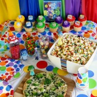 Disney-Pixar Inside Out Party Ideas