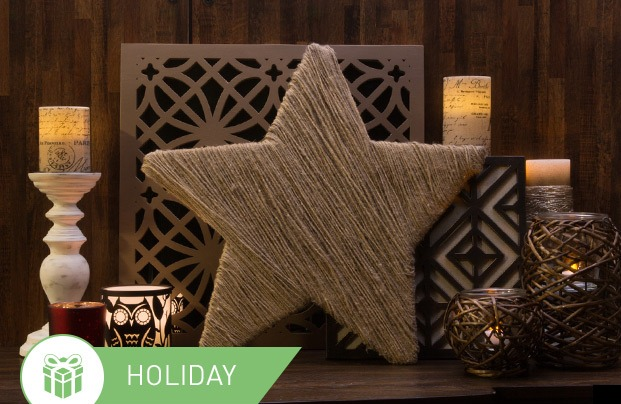 Holiday Twine Star