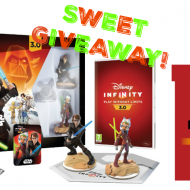 Hot Holiday Gift Giveaway: PS4 Disney Infinity 3.0 Star Wars