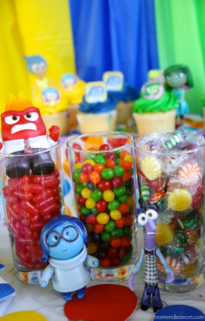 Inside Out Toys and Candy Bar