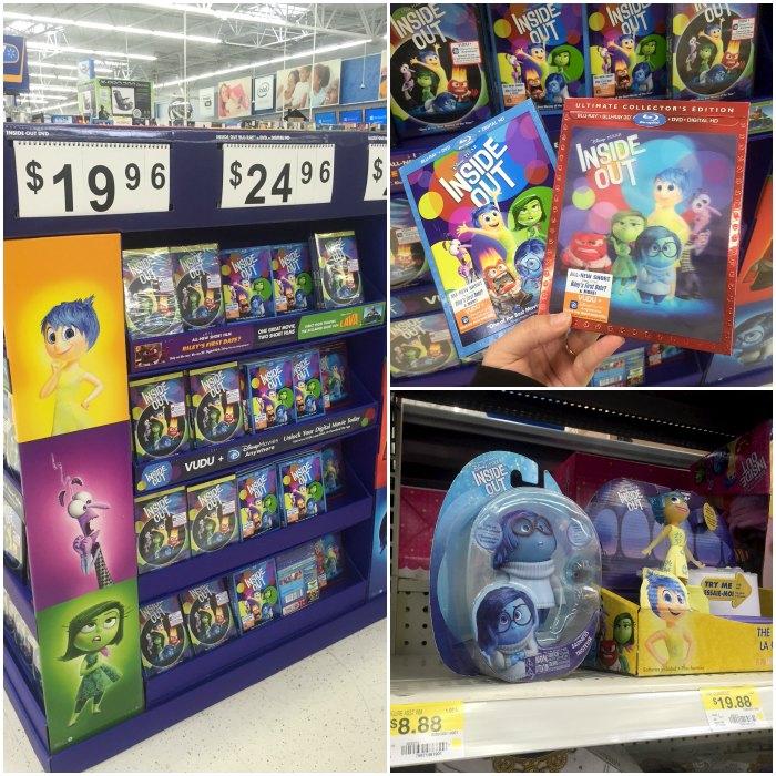 Inside Out Walmart