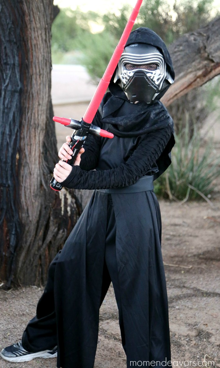Kylo Ren Star Wars Force Awakens Costume