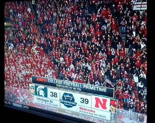 Nebraska Michigan State