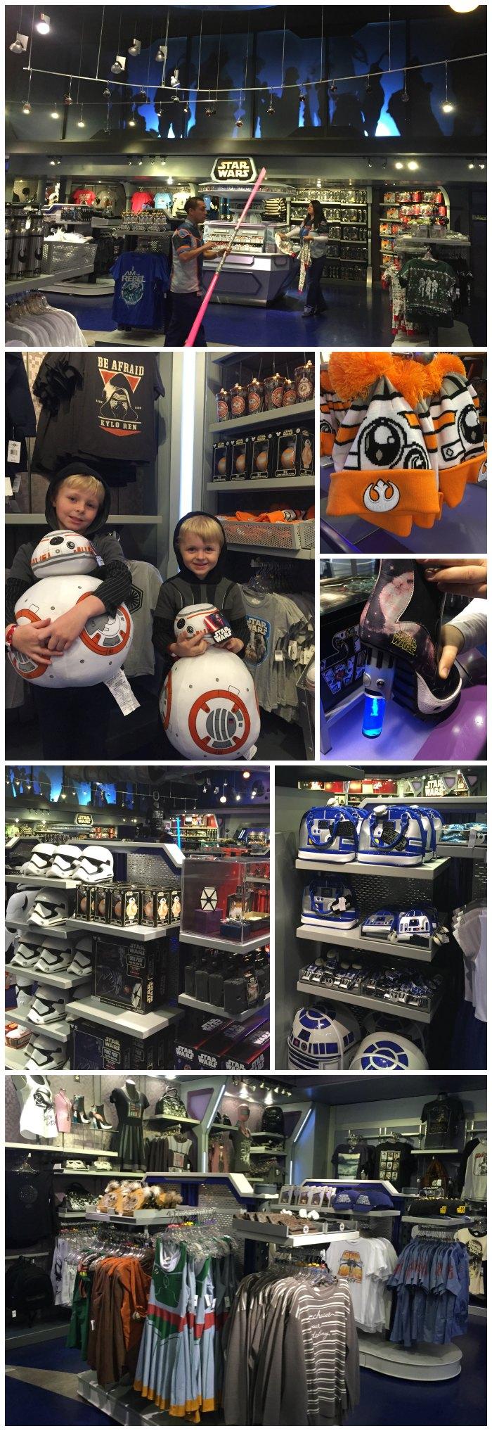 Star Trader Star Wars Disneyland Merchandise