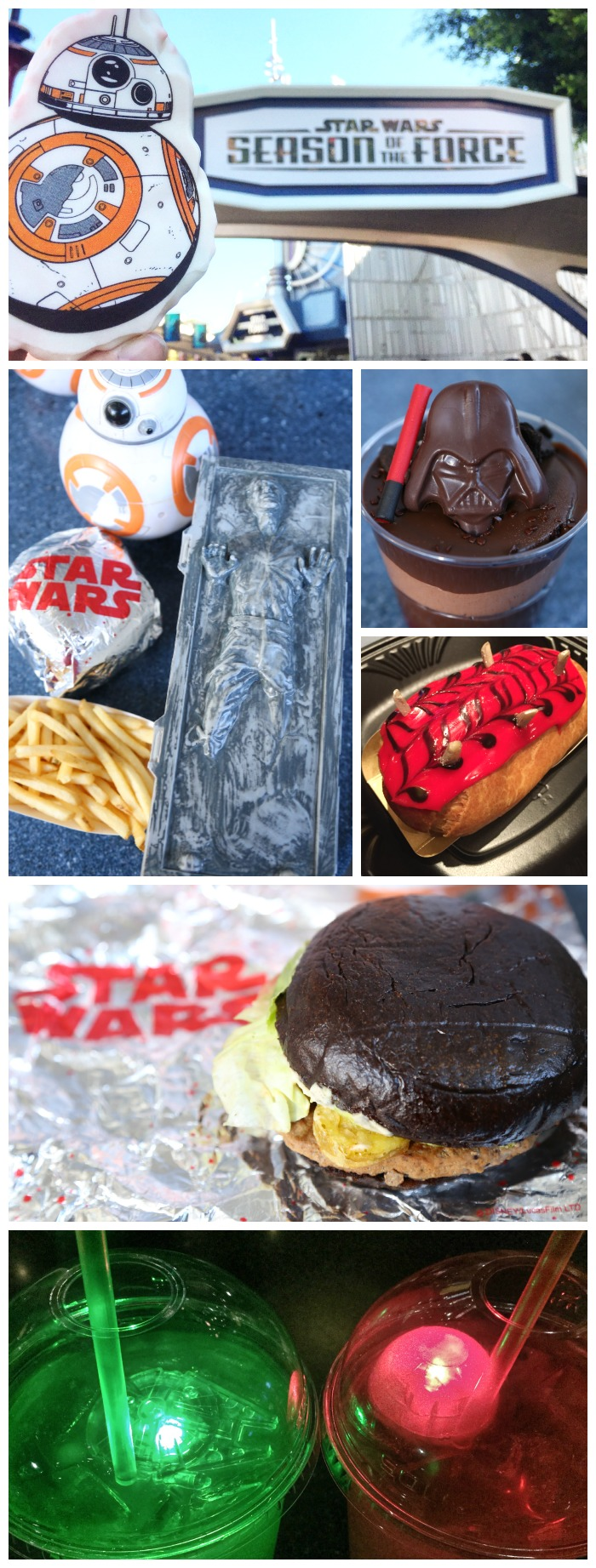 Star Wars Food Disneyland
