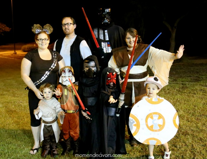 Star Wars Group Costumes