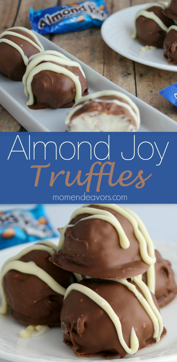Almond Joy Truffles Recipe