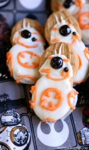 DIY BB-8 Cookies