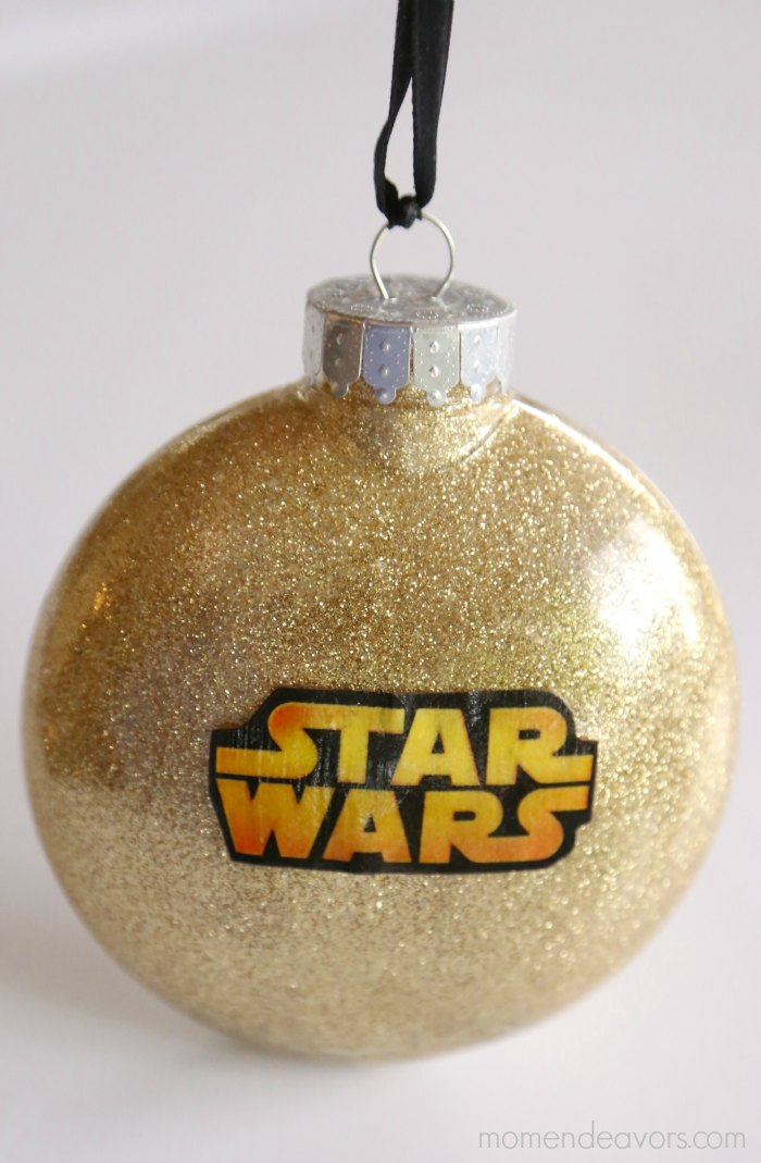 DIY Star Wars Ornament