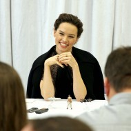 Exclusive Star Wars Interview: Daisy Ridley as Rey – a new generation's Luke Skywalker! #StarWarsEvent