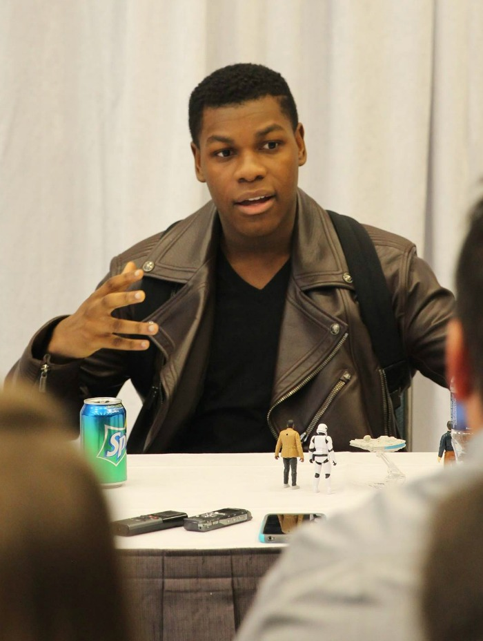 Force Awakens Interview John Boyega