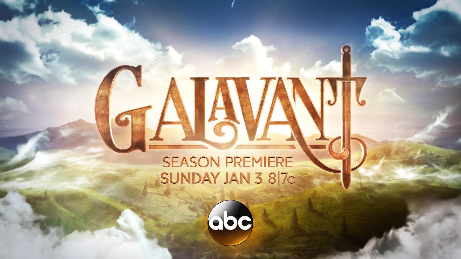 Galavant #ABCTVEVENT