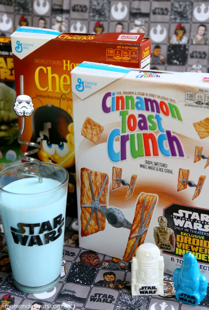 General Mills Star Wars Cereal