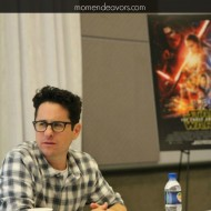 J.J. Abrams Awakens the Force – Exclusive Star Wars Interview #StarWarsEvent