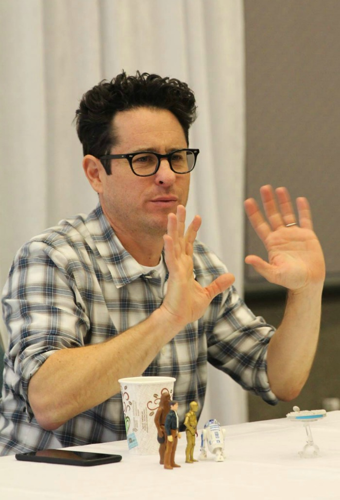 JJ Abrams Star Wars Interview