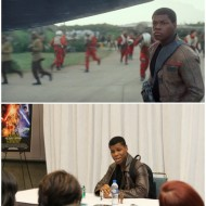 John Boyega – New Star Wars Hero Exclusive Interview #StarWarsEvent