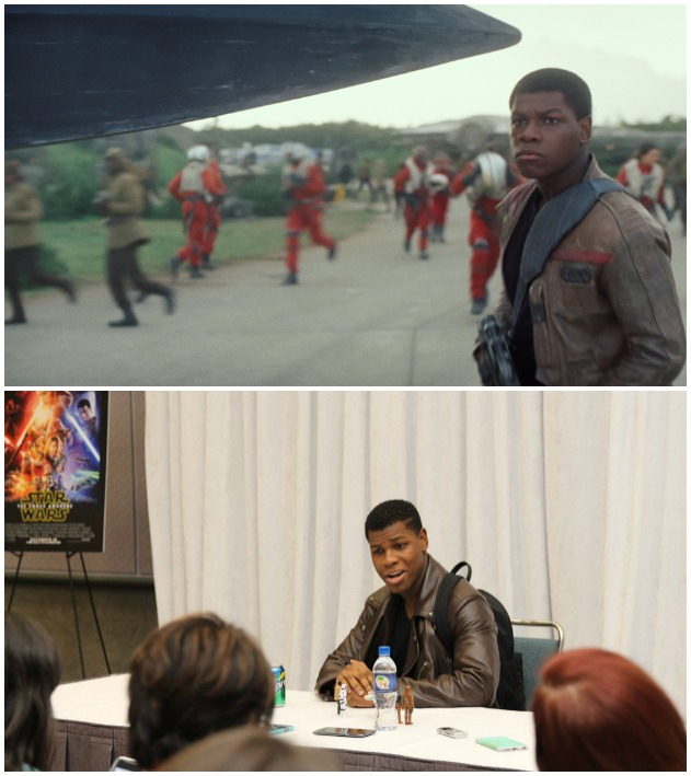 John Boyega Finn Force Awakens