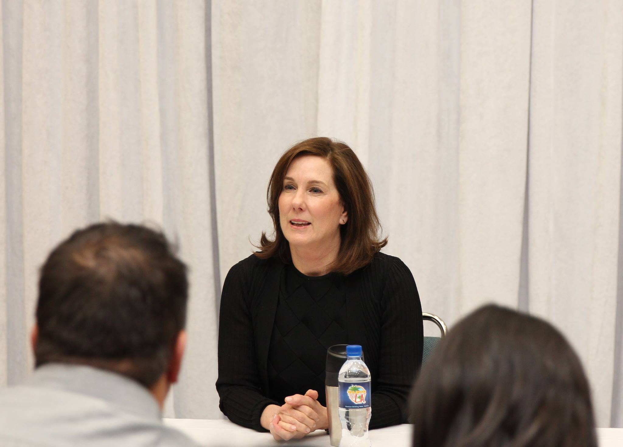 Kathleen Kennedy Interview