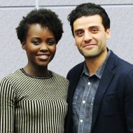 Exclusive Star Wars: The Force Awakens Interview with Lupita Nyong'o & Oscar Isaac