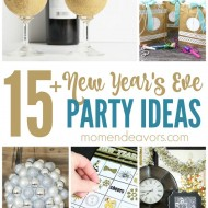 15+ DIY New Year's Eve Party Ideas