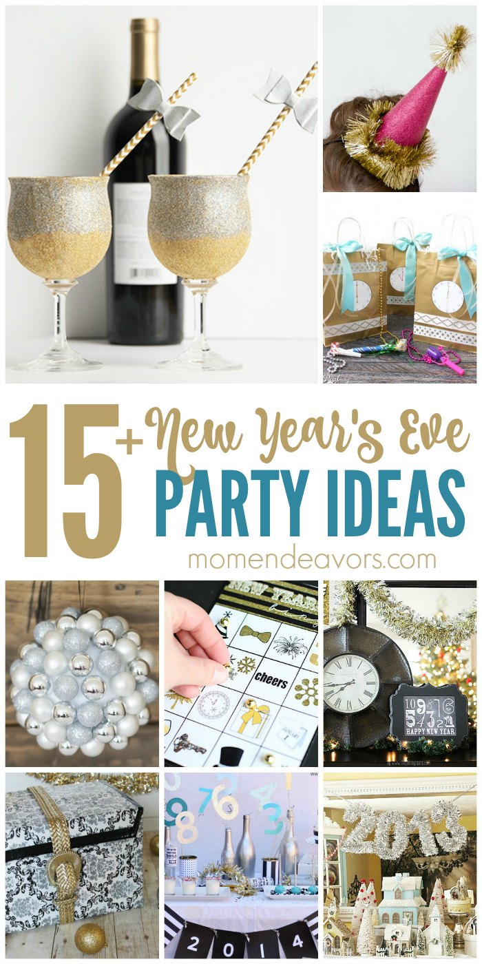 15 diy new year s eve party ideas. Black Bedroom Furniture Sets. Home Design Ideas
