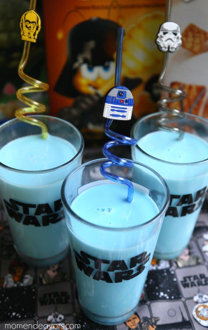 Star Wars Blue Milk