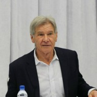Talking Han Solo & Star Wars: The Force Awakens with Harrison Ford – Exclusive #StarWarsEvent Interview