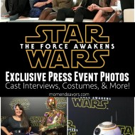 Star Wars: The Force Awakens Secret Press Event Experience