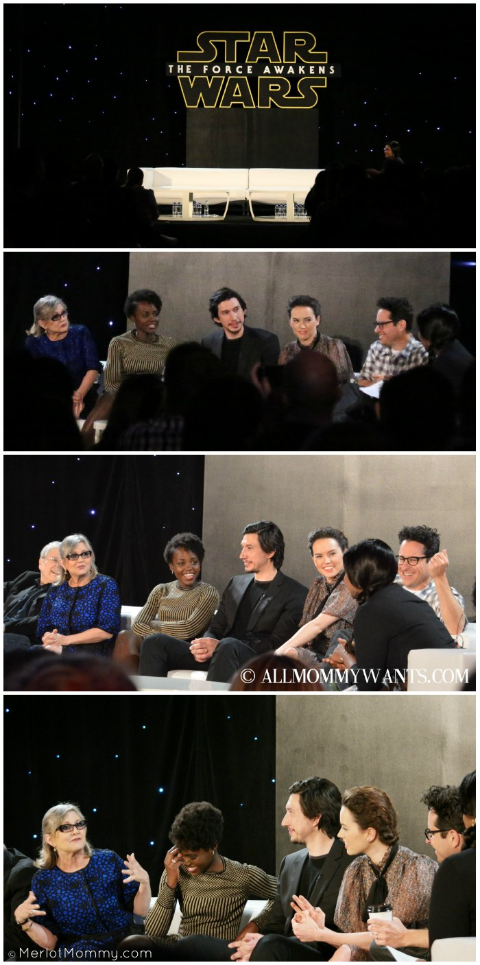 Star Wars Press Conference