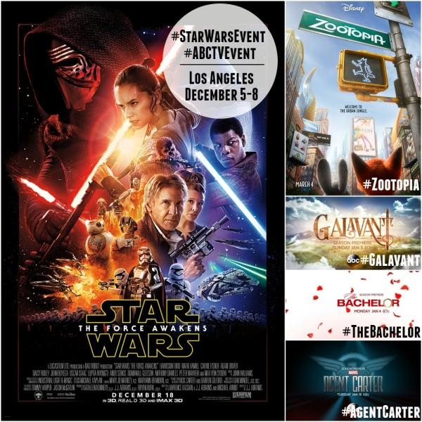 Star Wars Press Event Graphic