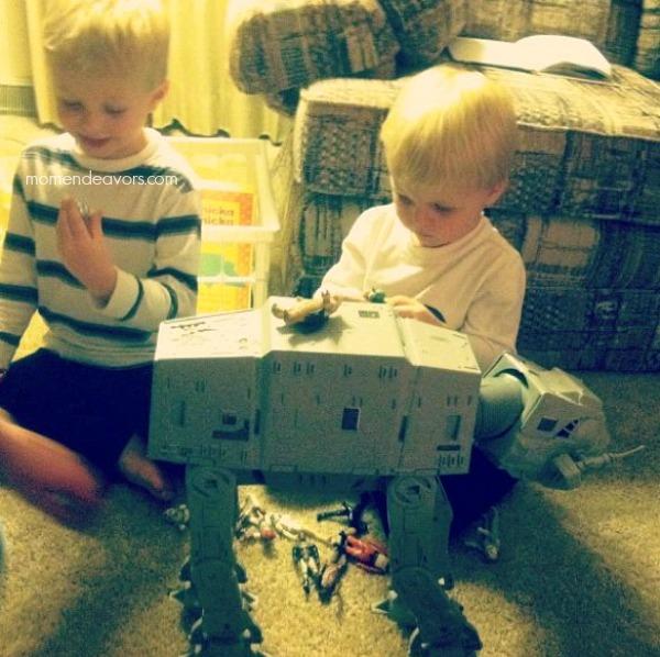original star wars toys