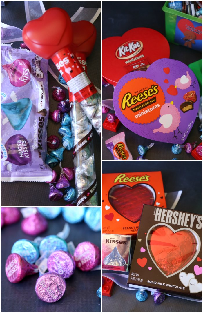 Fun Valentines Day Gift Basket For Kids