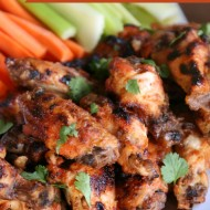 Slow Cooker Honey Lime Habañero Wings