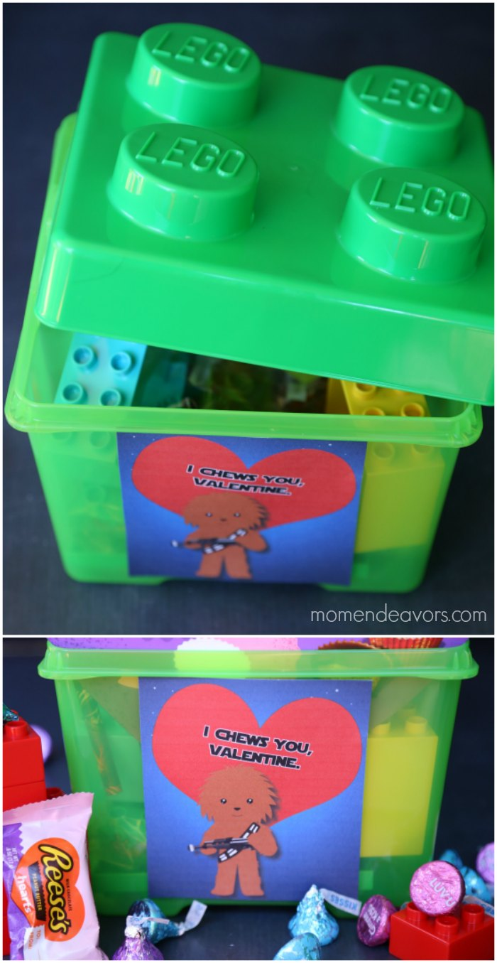 Fun Valentine S Day Gift Basket For Kids Mom Endeavors