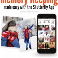 Memory Keeping Made Easy with the Shutterfly App