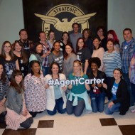 Marvel's Agent Carter Exclusive Interview