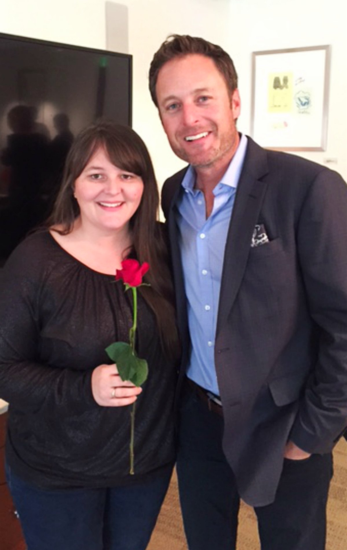 The Bachelor Interview