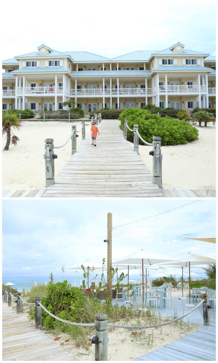 The Beach House TCI