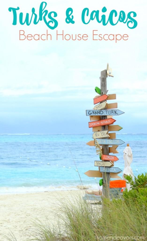 The Beach House Turks & Caicos