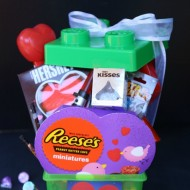 Fun Valentine's Day Gift Basket for Kids