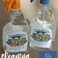Non-Toxic Home Cleaner – 10+ Kitchen Uses for Vinegar